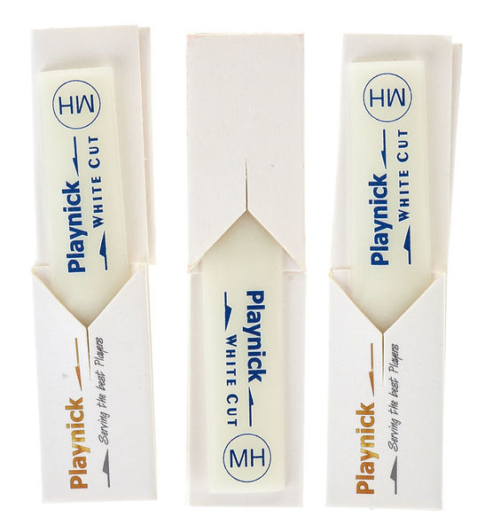 Playnick White Cut Reeds French MH