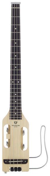 Traveler Guitar Ultra Light Bass Maple Natural