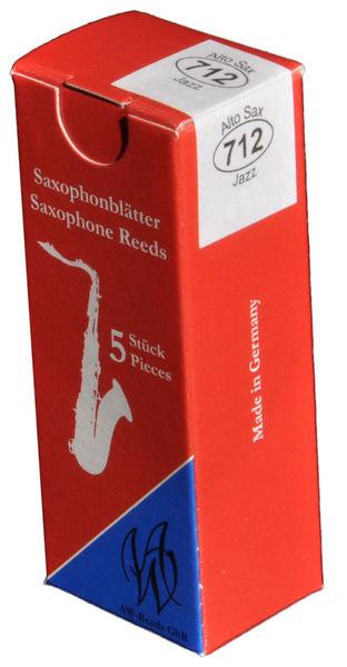 AW Reeds 712 Alto Saxophone 2.5
