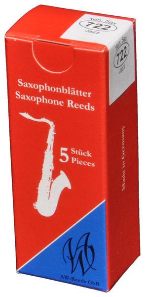 AW Reeds 722 Tenor Saxophone 2.5