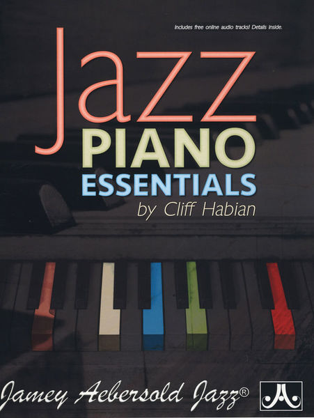 Jamey Aebersold Jazz Piano Essentials