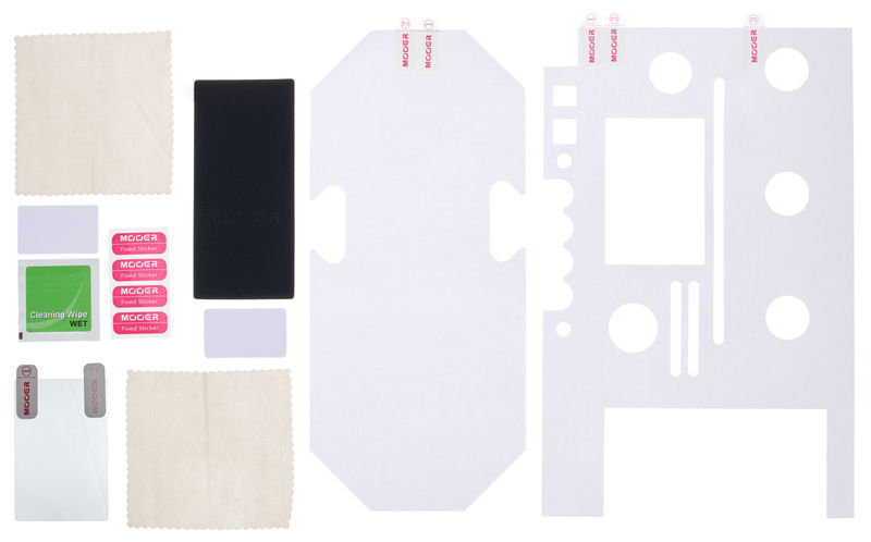 Mooer Accessory Kit for GE200