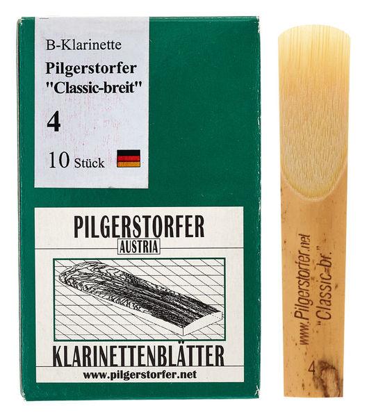 Pilgerstorfer Classic wide Bb-Clarinet 4.0