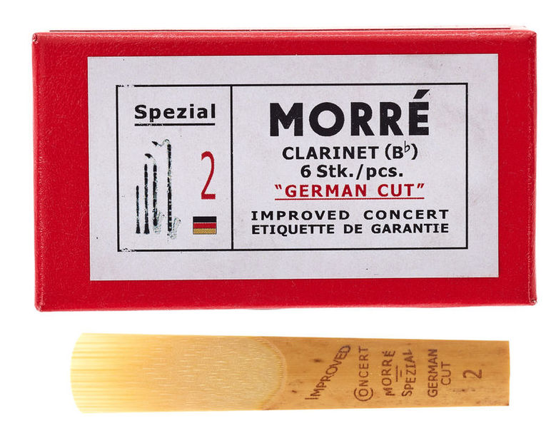 Pilgerstorfer Morré Bb- Clarinet 2.0
