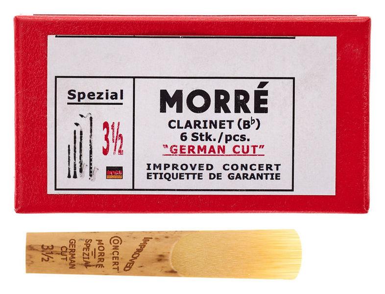 Pilgerstorfer Morré Bb-Clarinet 3.5
