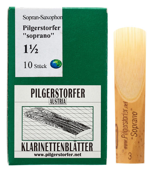 Pilgerstorfer Soprano Saxophone 3.0