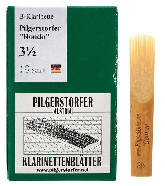 Pilgerstorfer German Bb-Clarinet 3.5