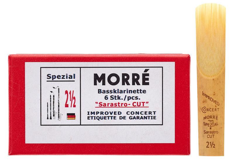 Pilgerstorfer Morré Bass-Clarinet 2.5