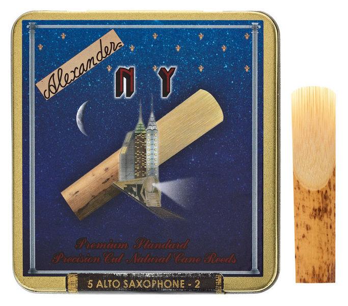 Alexander Reeds NY Alto Saxophone 2.0