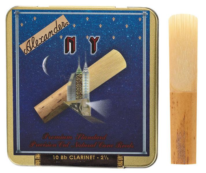 Alexander Reeds NY Clarinet 2.5