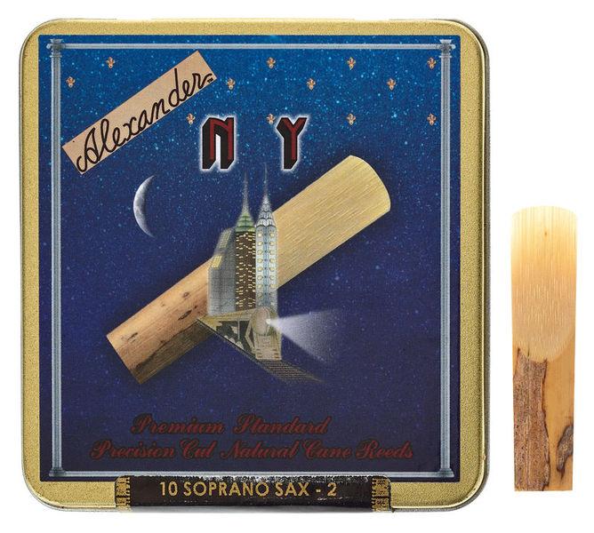 Alexander Reeds NY Soprano 2.0
