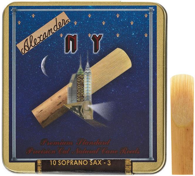 Alexander Reeds NY Soprano 3.0