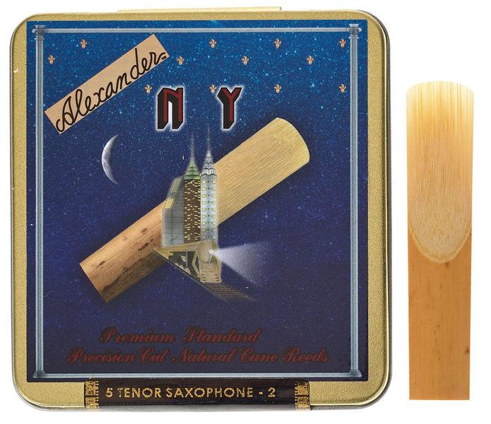 Alexander Reeds NY Tenor Saxophone 2.0
