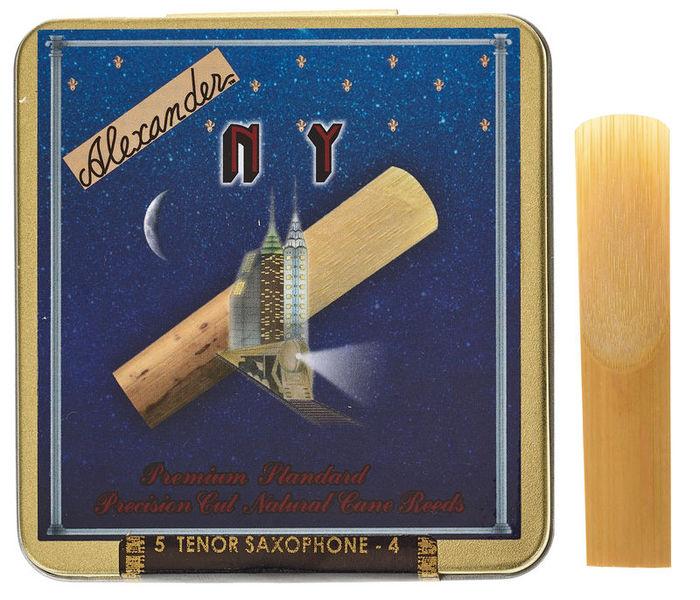 Alexander Reeds NY Tenor Saxophone 4.0