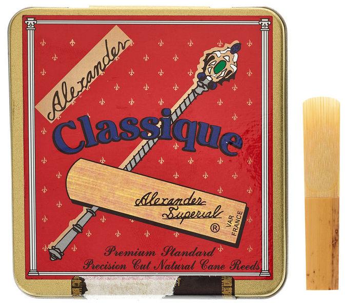 Alexander Reeds Classique Clarinet 4.0