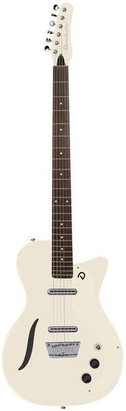 Danelectro 56 Vintage Baritone White