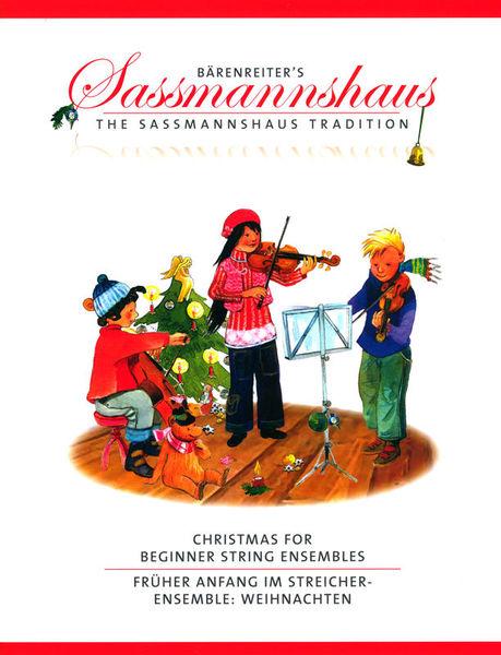 Bärenreiter Saßmannshaus Christmas String