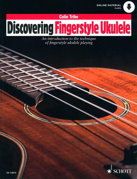 Schott Fingerstyle Ukulele