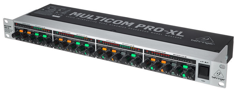 Behringer MDX4600 Multicom Pro-XL V2
