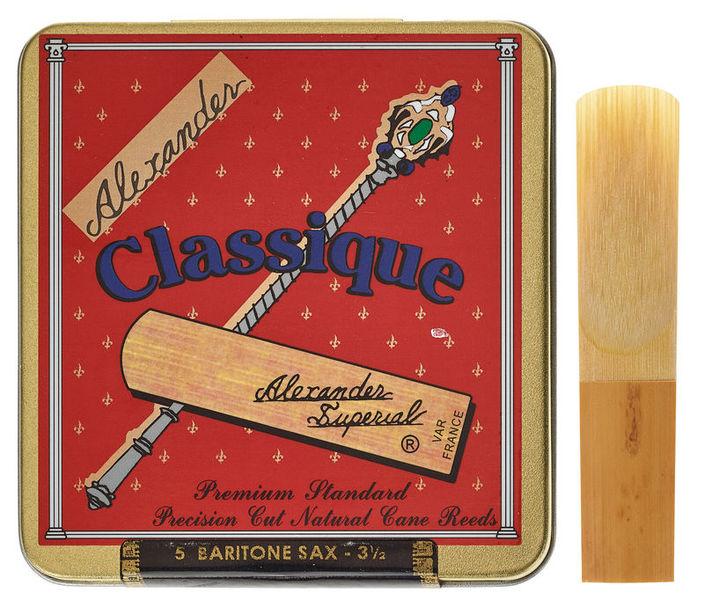Alexander Reeds Classique Baritone 3.5