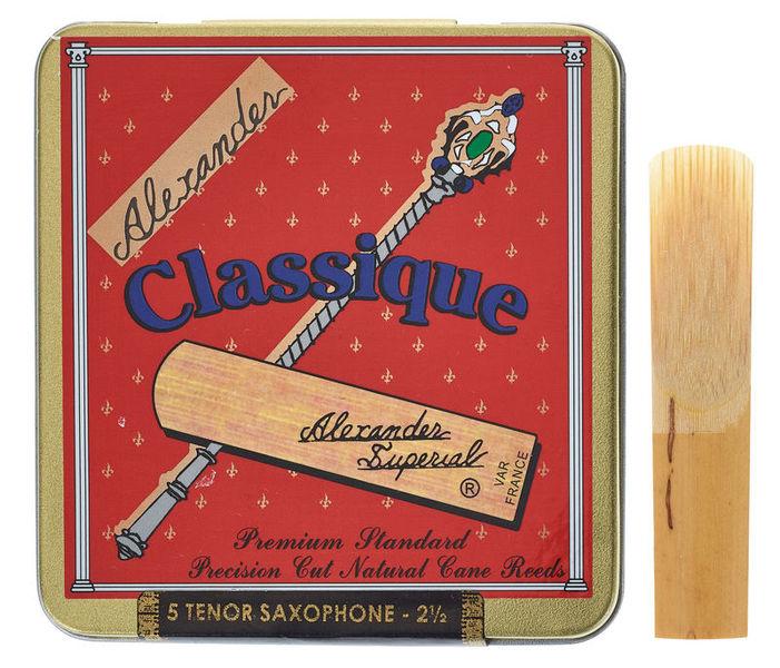 Alexander Reeds Classique Tenor Saxophone 2.5