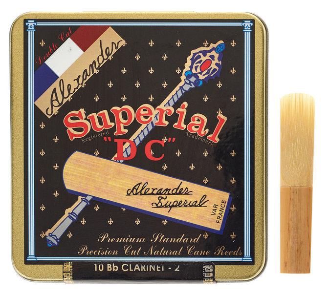 Alexander Reeds DC Clarinet 2.0