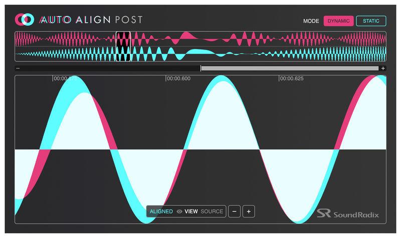 Soundradix Auto Align Post