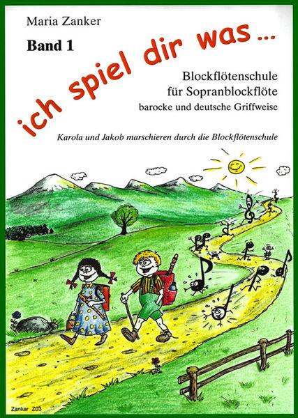 Zanker Verlag Ich Spiel Dir Was 1