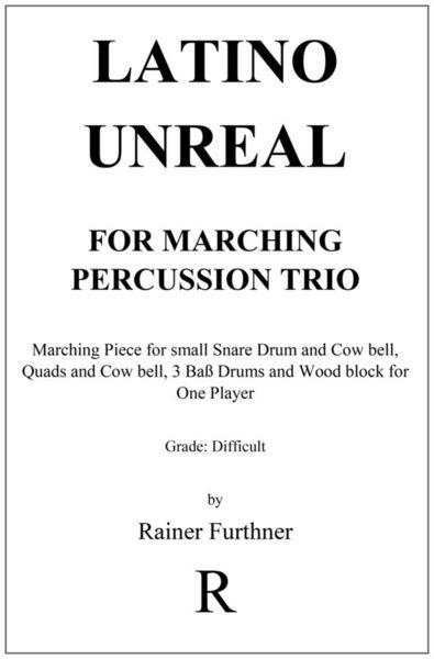 Rainer Furthner Latino Unreal Trio