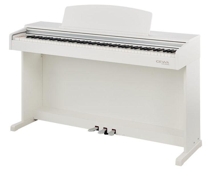 Gewa DP 300G White