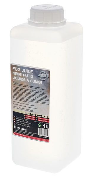ADJ Fog juice 1 light - 1 Liter