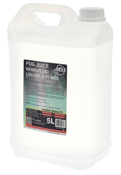 ADJ Fog juice 1 light - 5 Liter