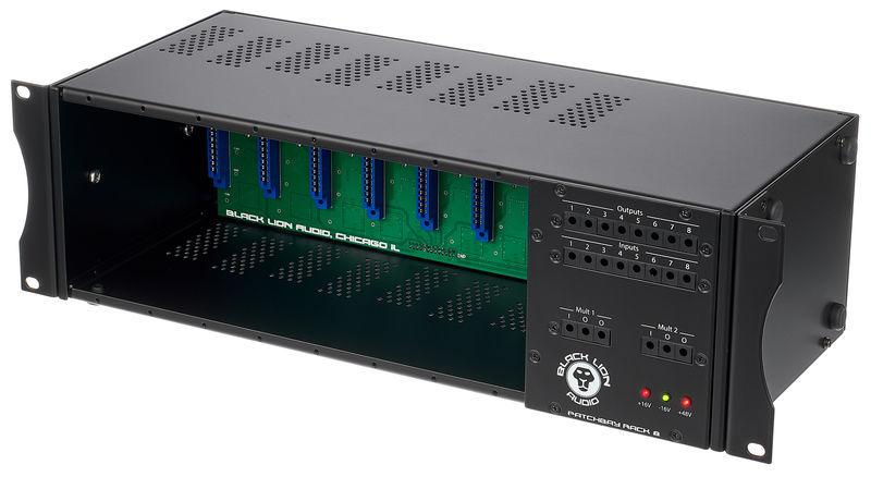 Black Lion Audio PBR-8 500