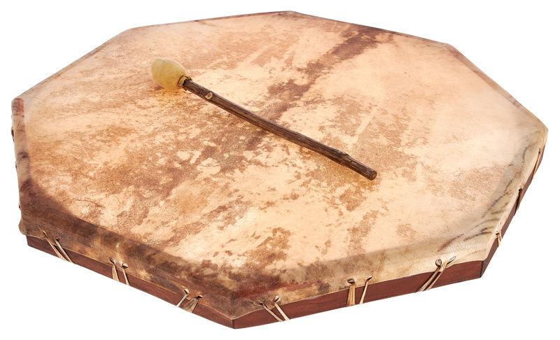 caractéristique tambour chamanique