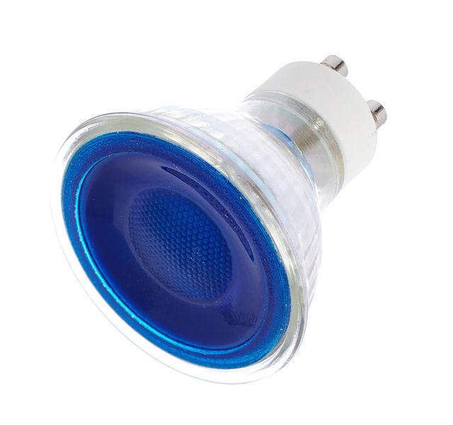 Omnilux GU-10 230V LED SMD 7W blue