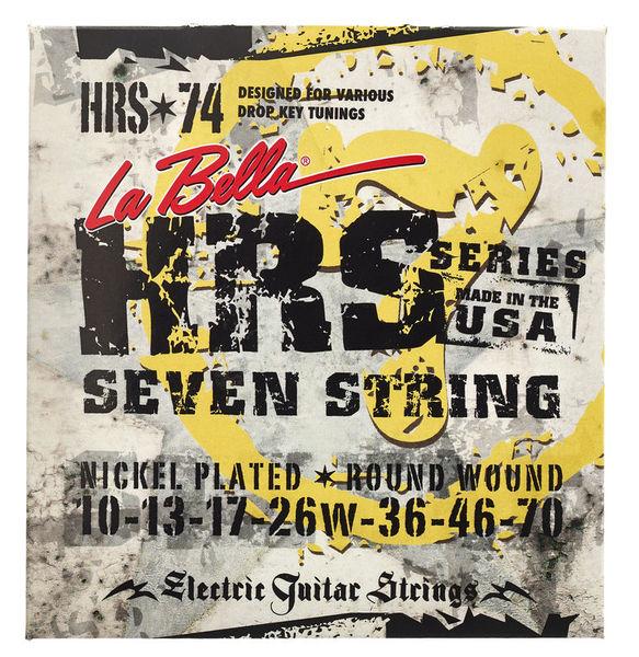 La Bella HRS-74 El. Guitar RWNP
