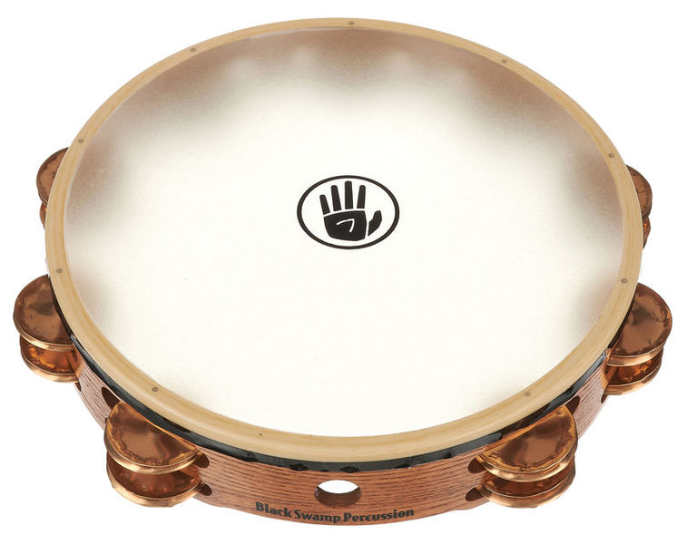 Black Swamp Percussion TD4S Tambourine