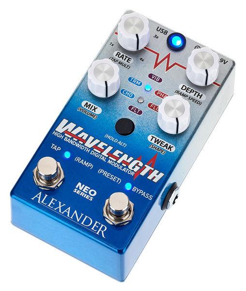 Alexander Pedals Wavelength Digital Mod