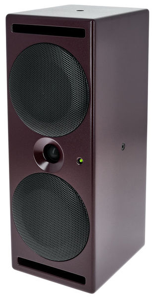PSI Audio A214-M Studio Red