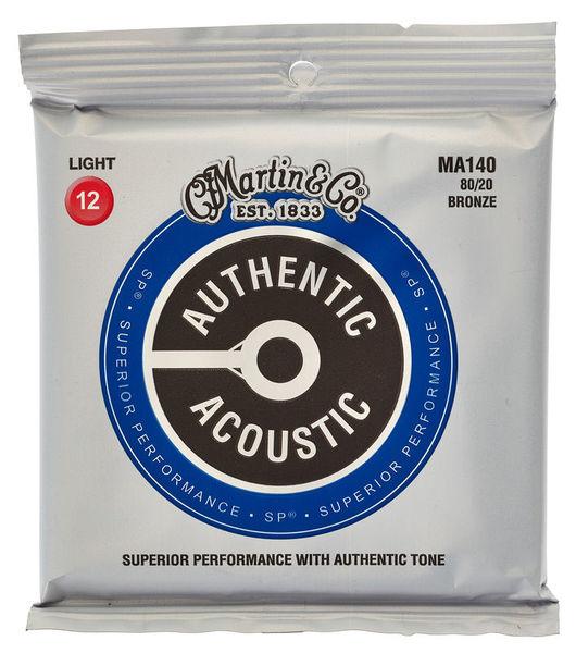 Martin Guitars MA-140 Authentic Acoustic Set