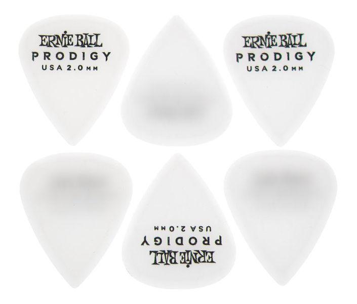 Ernie Ball Prodigy Picks 2 mm STD WH