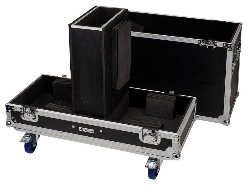 "Flyht Pro Speaker Tour Case Uni 2x 10"""