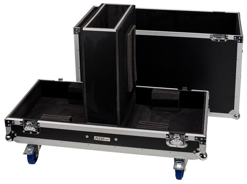 "Flyht Pro Speaker Tour Case Uni 2x 12"""