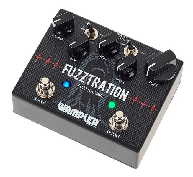 Wampler Fuzztration Fuzz/Octaver