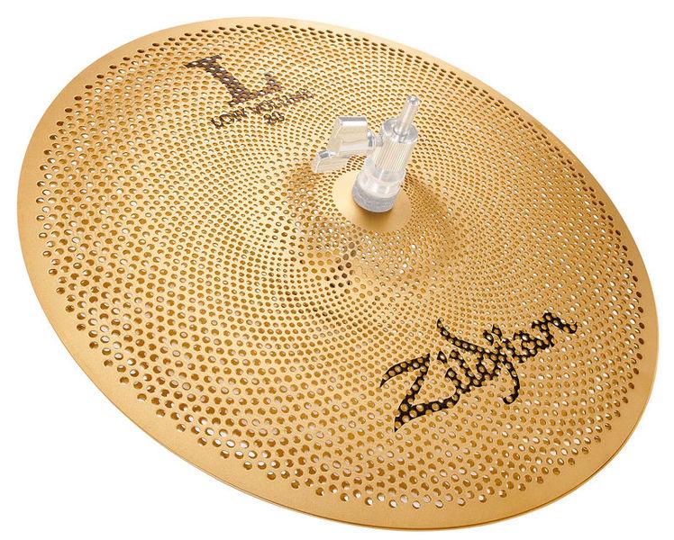 """Zildjian 14"""" Low Volume Hi-Hat"""