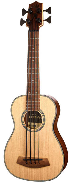 Kala U-Bass Spruce Top 4