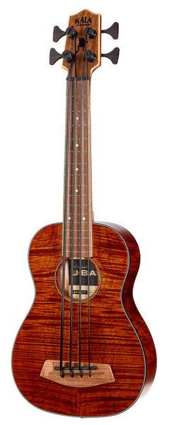 Kala U-Bass Exotic Mahogany