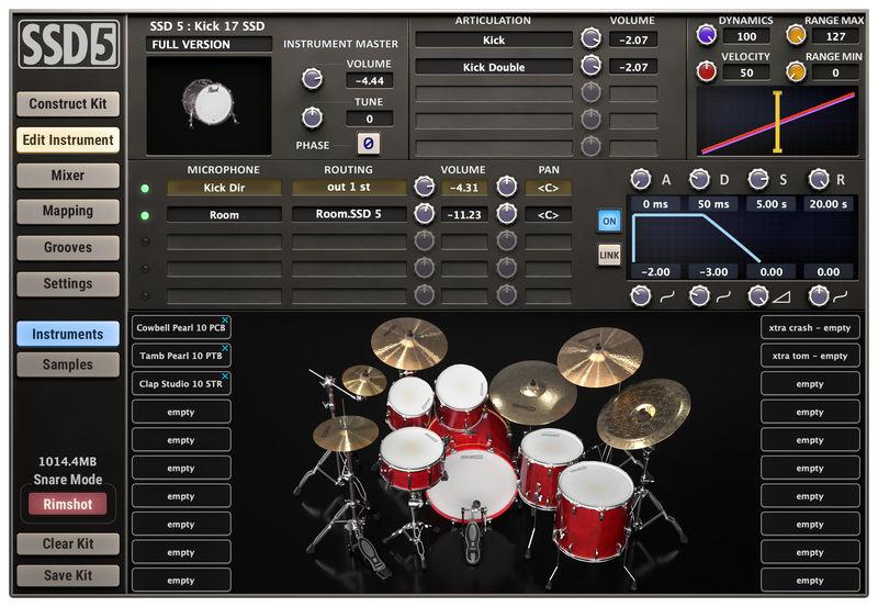 Slate Digital Steven Slate Drums 5