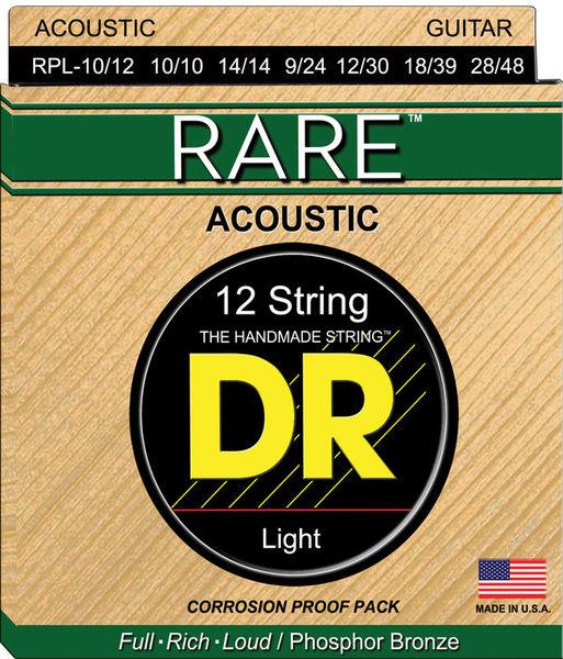 DR Strings RARE - RPL-10/12