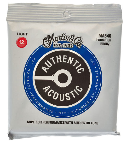 Martin Guitars MA-540 Authentic Acoustic Set